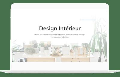 design intérieur by totum orbem création de site internet